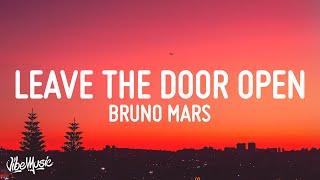 Download Bruno Mars, Anderson .Paak, Silk Sonic - Leave the Door Open (Lyrics)