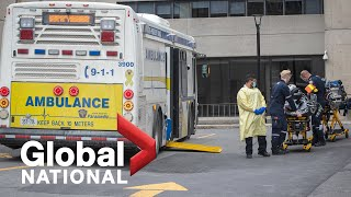 Global National: May 14, 2021 | Canada may have passed peak of 3rd wave of COVID-19 pandemic