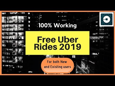 How to get unlimited uber rides for free with existing mobile number- 🔥  Free Uber Rides