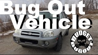 Bug Out Vehicle [winter Vehicle Preps]