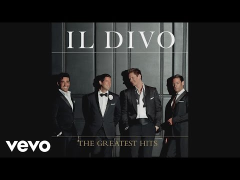 Il Divo - Don't Cry for Me Argentina (Audio)
