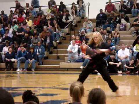 martial arts america extravaganza ms. dial nunchucks