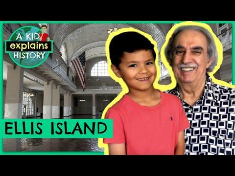 ELLIS ISLAND - A Kid Explains History, Episode 7