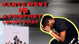 Kanye West - Closed On Sunday (Live From Jimmy Kimmel Live! / 2019) REACTION!
