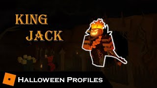 King Jack | Halloween Profiles | Tower Battles [ROBLOX]