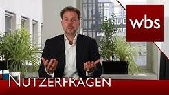 Nutzerfragen: Zurückverfolgung bei One-Click-Hostern und Tauschbörsen | Anwalt Christian Solmecke