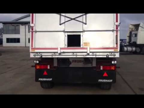 Fruehauf Aggregate Tipping Trailer For Sale Newton Trailers