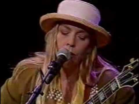 Rickie Lee Jones  Catch the Wind 1989