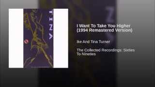 I Want To Take You Higher (1994 Remastered Version)