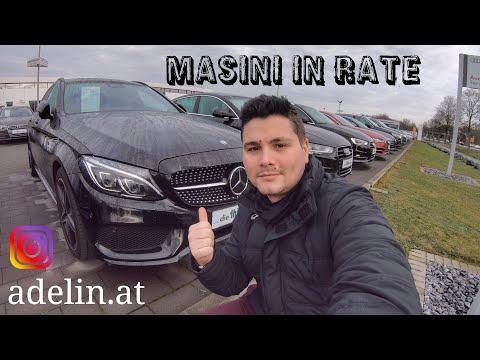 ACHIZITIONAREA unei MASINI in RATE din GERMANIA !!!
