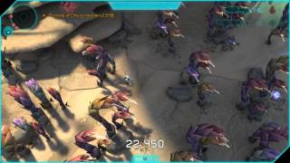 PC 1080p | Halo: Spartan Assault Gameplay