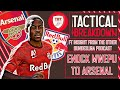 Enock mwepu to arsenal why he is the perfect partey partner tacticalbreakdown mp3