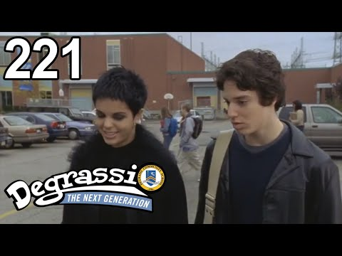 Degrassi 221 - The Next Generation | Season 02 Episode 21 | Tears Are Not Enough (Part 1)