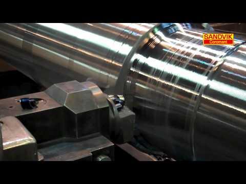 Coromant Capto® C10 - Heavy turning solution from Sandvik Coromant