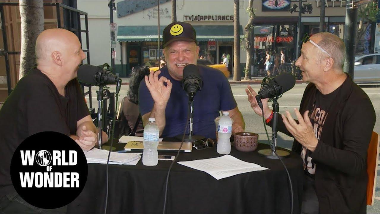 Sacha Baron Cohen! Dwayne Johnson! Tarantino's Manson Movie! The WOW Report for Radio Andy