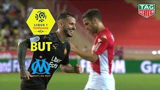 But Dario BENEDETTO (67') / AS Monaco - Olympique de Marseille (3-4)  (ASM-OM)/ 2019-20