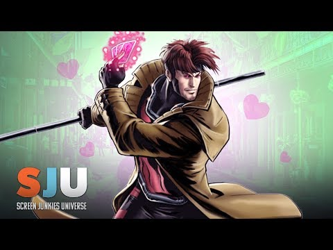 Gambit Movie Is Going To Be A Rom-Com?! - SJU (FAN FRIDAY!)