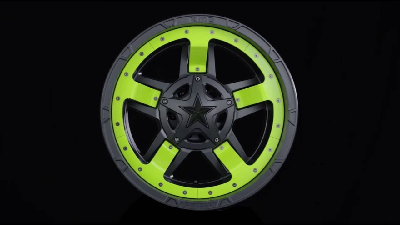 Tutorial: How to Accessorize Your Rockstar 3 Wheels - YouTube