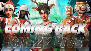 FORTNITE | 517+ WINS | FAST BUILDER | PS4 | PRO PLAYER | SEASON 7 GRIND | CHRISTMAS SKINS RETURNS