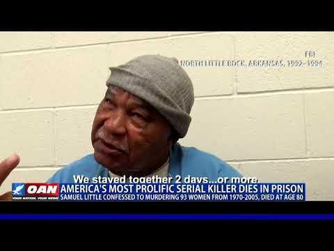 America's most prolific serial killer dies in prison