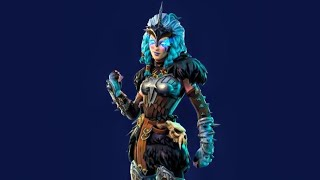 NEW VALKYRIE SKIN LEAKED IN GAME! NEW FORTNITE SKINS, GLIDERS, AND BACKBLINGS! |#12