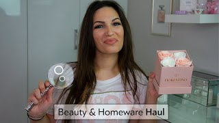 Beauty & Homeware Haul!!! ( Nyx, Lush , Oysho, Zara Home ) ????????????