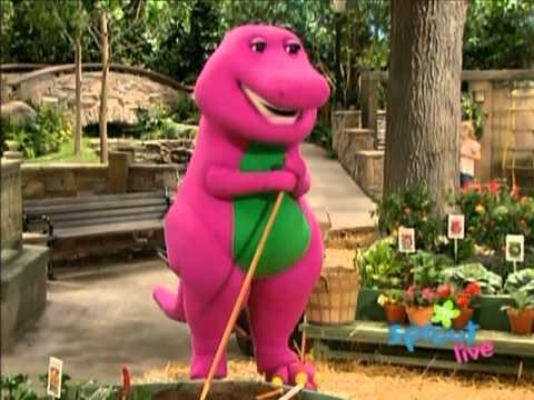 Barney Friends How Does Your Garden Grow Hd 720p Doovi