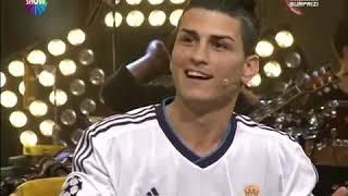 Cristiano Ronaldo Ve Adanalı Ronaldo'nun KARŞILAŞMASI !!! ( OLAY )