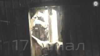 Взрыв в магазине Порошенко. Эксклюзив 17 канал