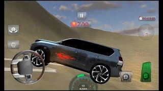 Luxury LX Prado Desert Car Driving(by Game Sim Studios)-Android Off Road Car Driving 2018[FHD].