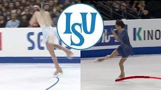 Evgenia Medvedeva ISU Inflation 5 Jump Analysis