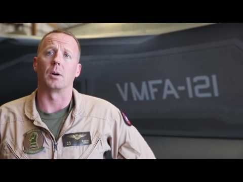 F-35B Lightning II Participates in Red Flag 16-3