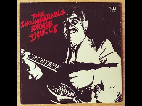 Ernie Inucci 'The Incomparable' 70's Guitar & Banjo Dude Full Album
