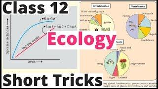 Ecology:Biodiversity Short Tricks biology bytes Ncert Biology for NEET AIIMS JIPMER class 12