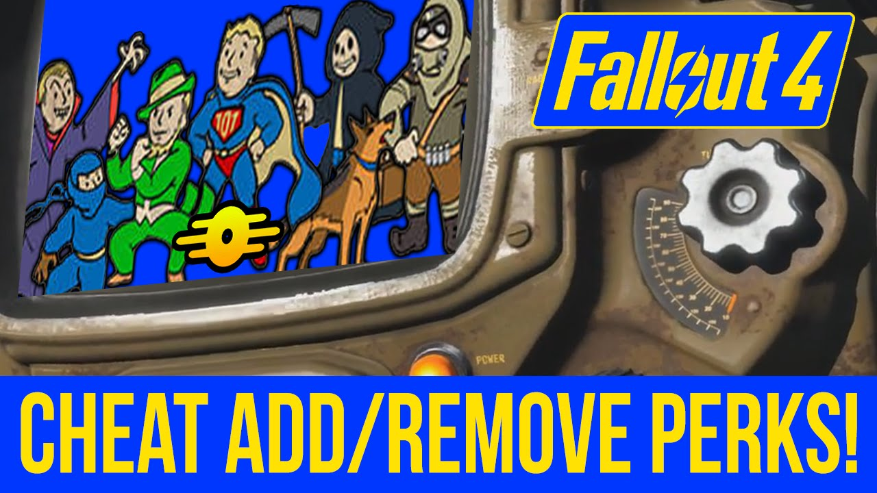 fallout 4 console perk points