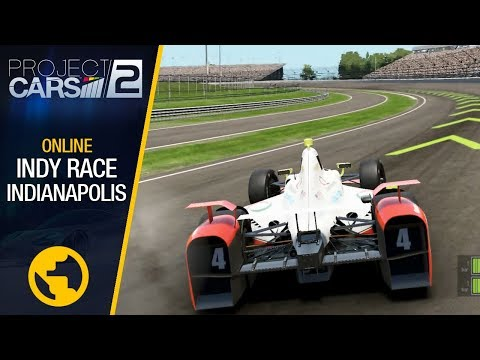Project Cars 2 - Online: Indy Race - Indianapolis