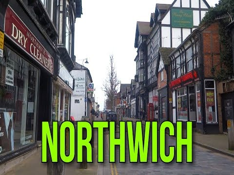 Places To Live In The UK - Northwich , Cheshire , ENGLAND CW9