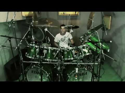 Dave's Gone Skiing (TOTO) - Drum Cover
