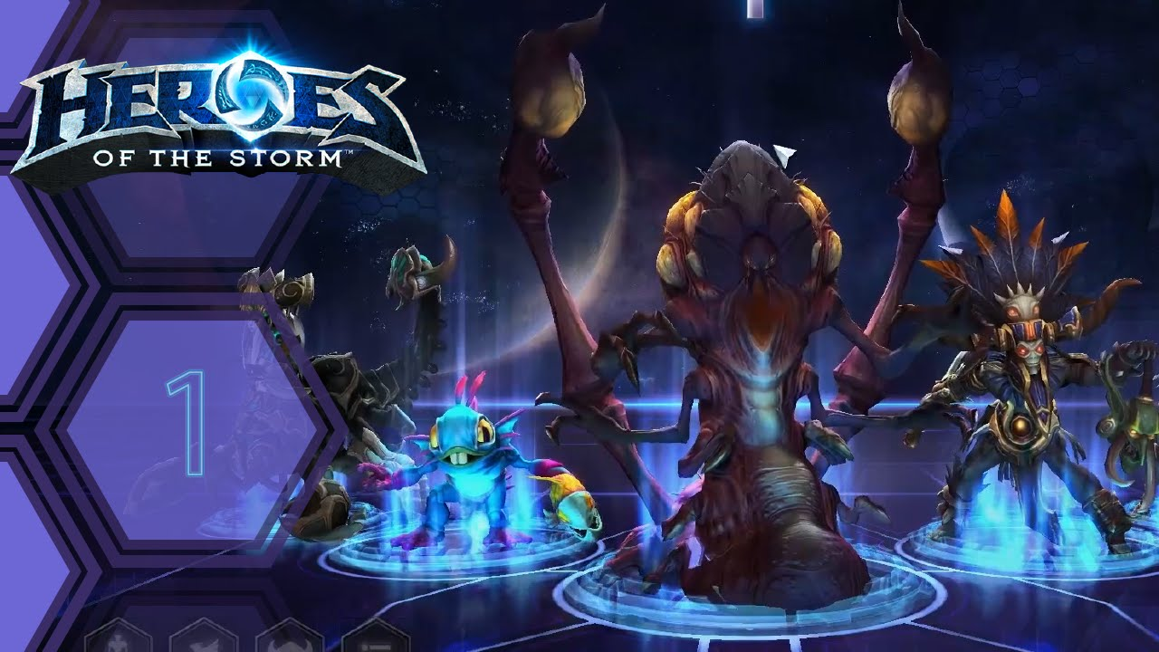 Heroes Of The Storm Teams