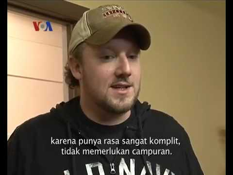 Kopi Indonesia di Amerika   Liputan Feature VOA