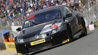 Btcc Preview - Jason Plato'S Fast Lap Of Silverstone
