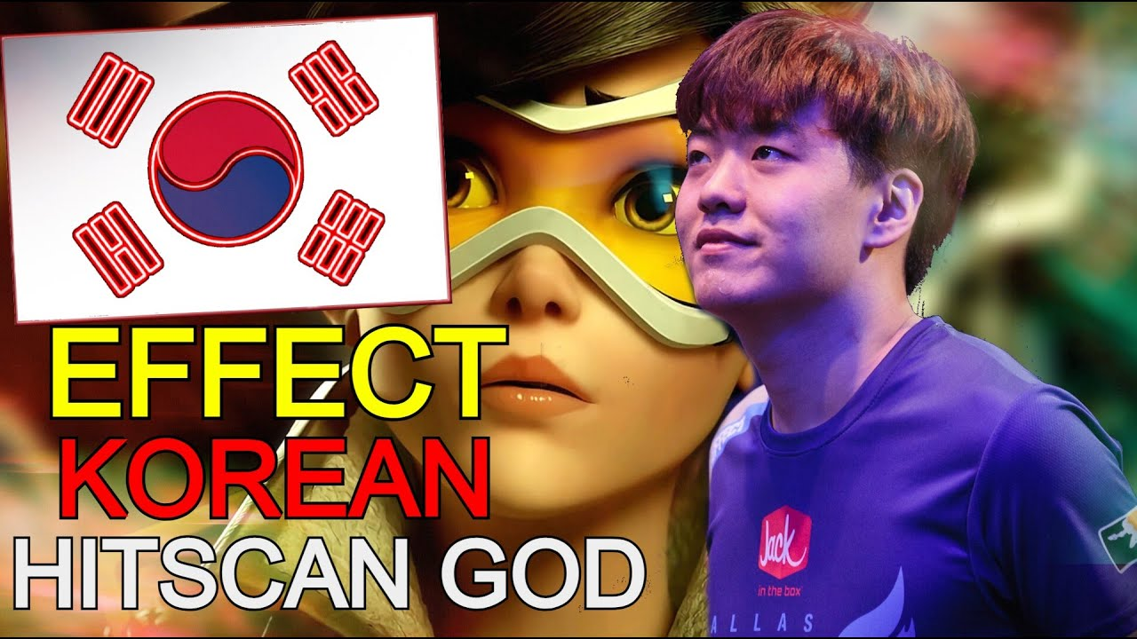Download BEST OF EFFECT - KOREAN HITSCAN GOD | Overwatch Effect Montage & Esports Facts
