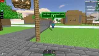 Roblox   Minecraft Hotel   episode 1   Wheres my Room???