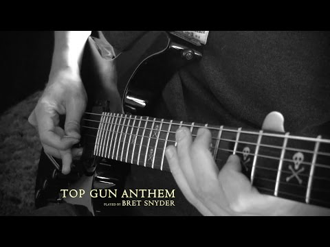 Top Gun Anthem (Guitar)