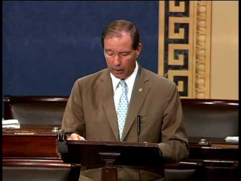 Tom Udall Smokes the Tobacco Industry