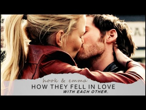 how they fell in love with each other | hook + emma (2x05-5x23)