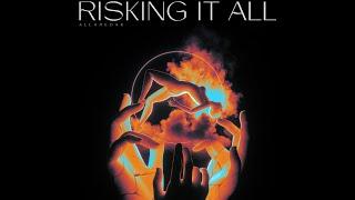 Allamedah Risking It AĮl (Official Lyric Video)