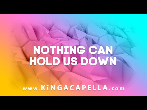 Hardwell & Headhunterz feat. Haris - Nothing Can Hold Us Down (Studio Acapella)