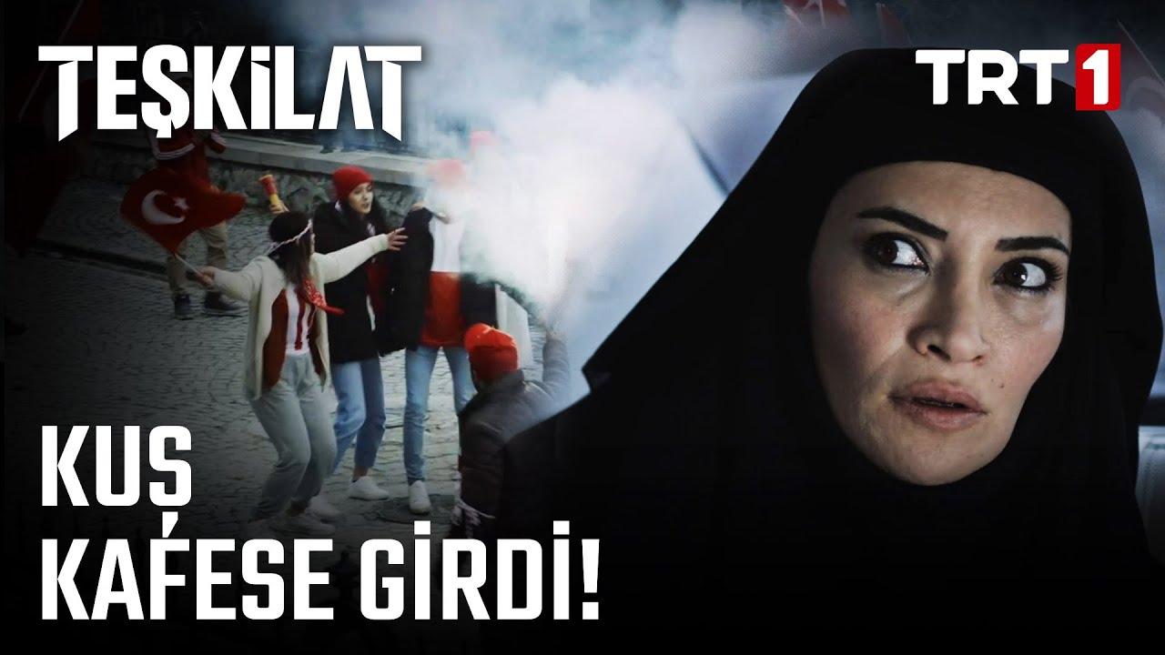 Türk İstihbaratını Aptal Yerine Koyduğum İçin Çok Pişmanım! | Teşkilat 5. Bölüm