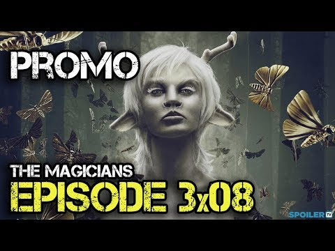 """The Magicians 3x08 Promo """"Six Short Stories About Magic"""" Promo"""